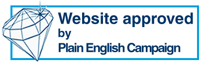 Website approved by Plain English